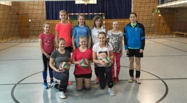 Volleyball Nachwuchs